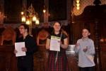 Natjecanja u šk. god. 2011. / 2012. na kojima su sudjelovali naši učenici