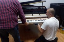 Dolazak klavira