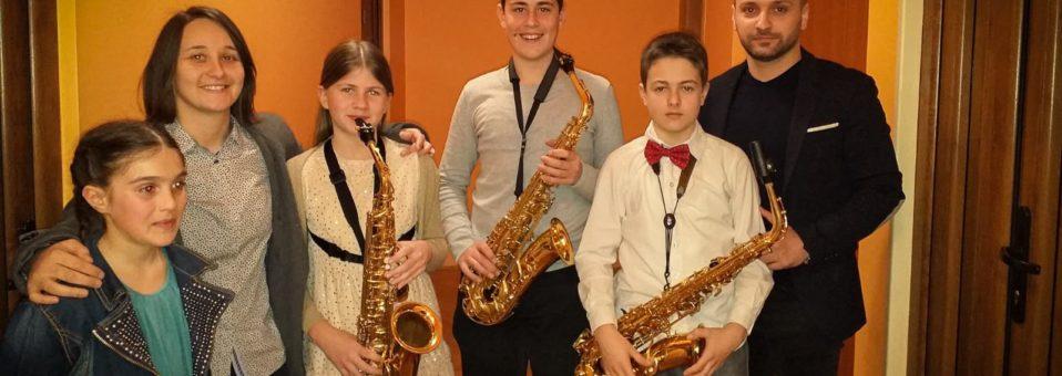 58. hrvatsko natjecanje učenika i studenata glazbe i plesa, regija Jug