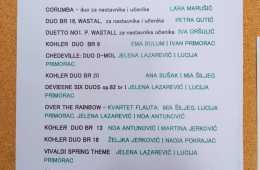 Flautissimo-program