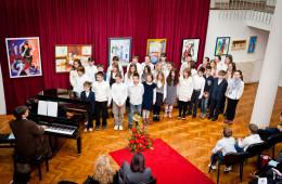 Božićni koncert 17.12.2010