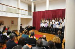 Božićni koncert 21.12.2011